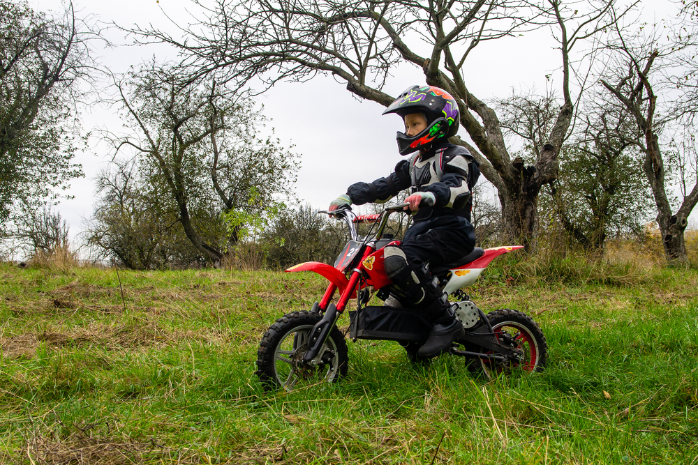 Electric Dirt Bikes For 14-Year-Old