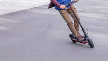 Electric Scooters That Go 20 MPH