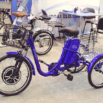 Electric Tricycle Bikes