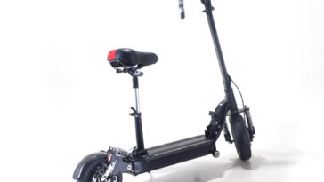 Folding Electric Scooters With Seat