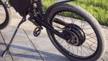 Benefits of a Rear Wheel Electric Bike Kit