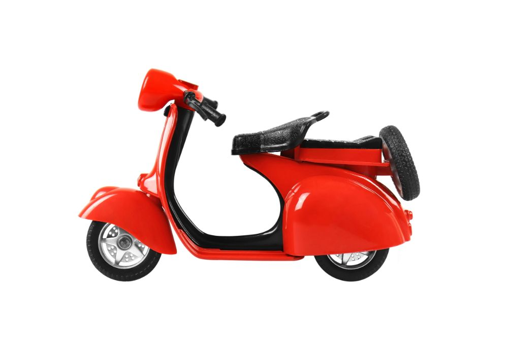 Electric Scooter for Five-Year-Old