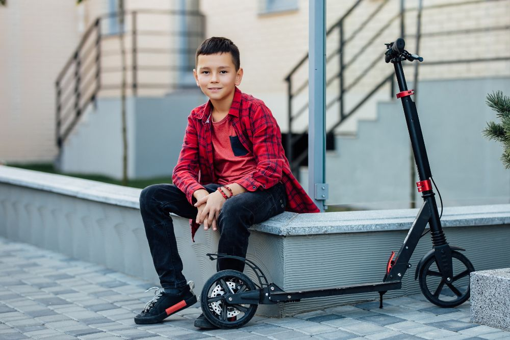Top Electric Scooter for Kids