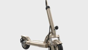 Advantages of a Big Wheel Electric Scooter