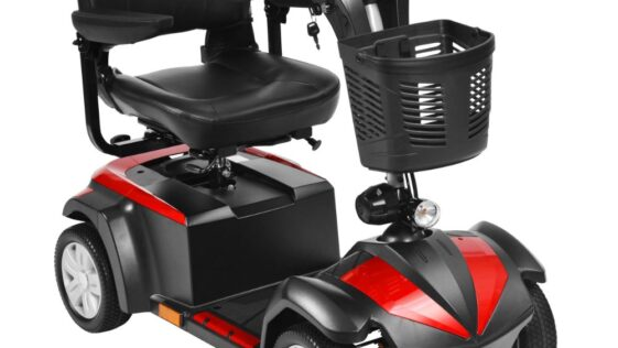 Best Electric Scooter With Seats and Trunks for Families