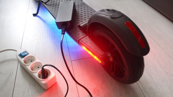 Best Electric Scooters Battery Chargers