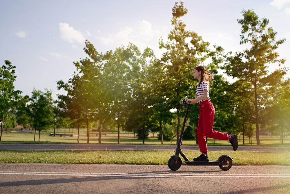 Best Electric Scooters for Teens