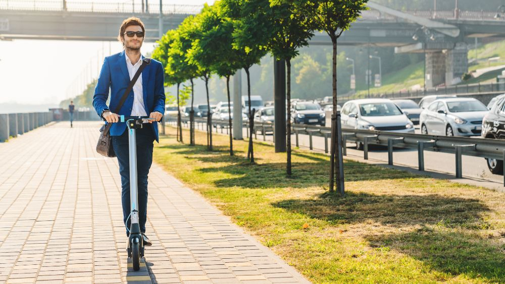 Budget Electric Scooter for Adults