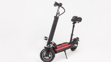 Cheap Electric Scooter with Seat