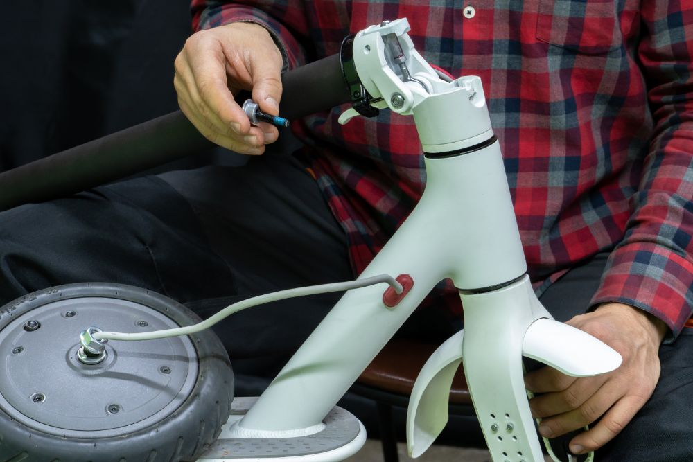 Convert Normal Scooter to Electric