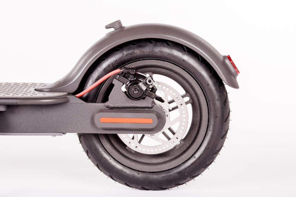 Heavy-Duty Electric Scooters Disk Brake