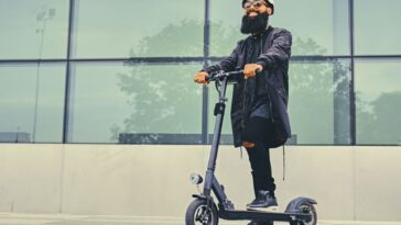 Heavy-Duty Electric Scooters for Adults