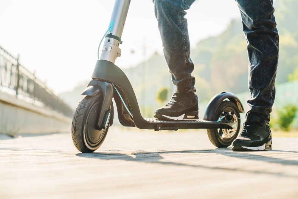 Heavy-Duty Electric Scooters