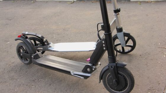 How to Make a Normal Scooter Electric