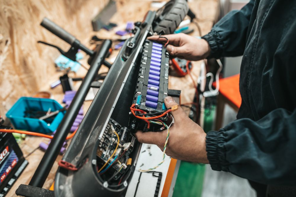 How to Replace a Scooter Battery