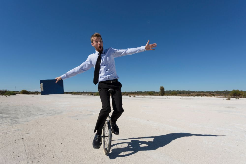 How to Ride a Unicycle for Beginners