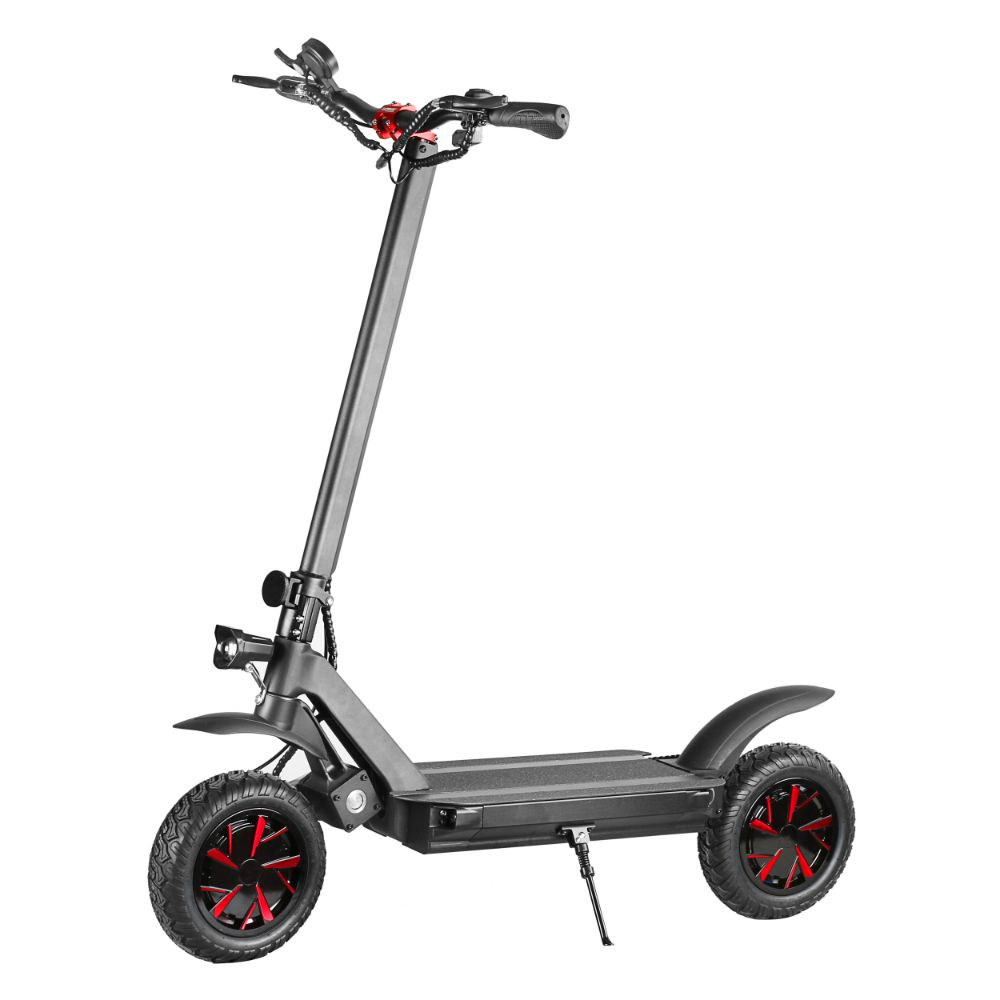 How to Select a Dual Motor Electric Scooter