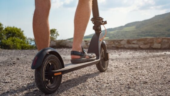 Off-Road Electric Scooters for Adults