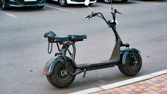 Two Seat Electric Scooter Uses