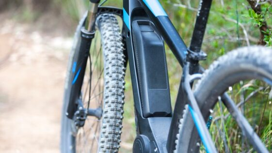 Types of Electric Bike Batteries