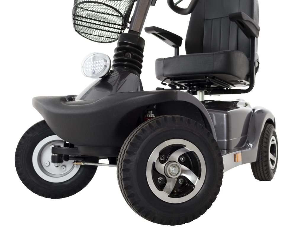 Types of Four-Wheeled Electric Scooters