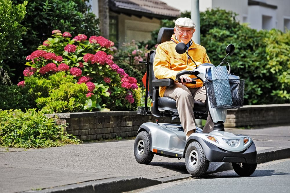 What Are Four-Wheeled Electric Scooters Used For