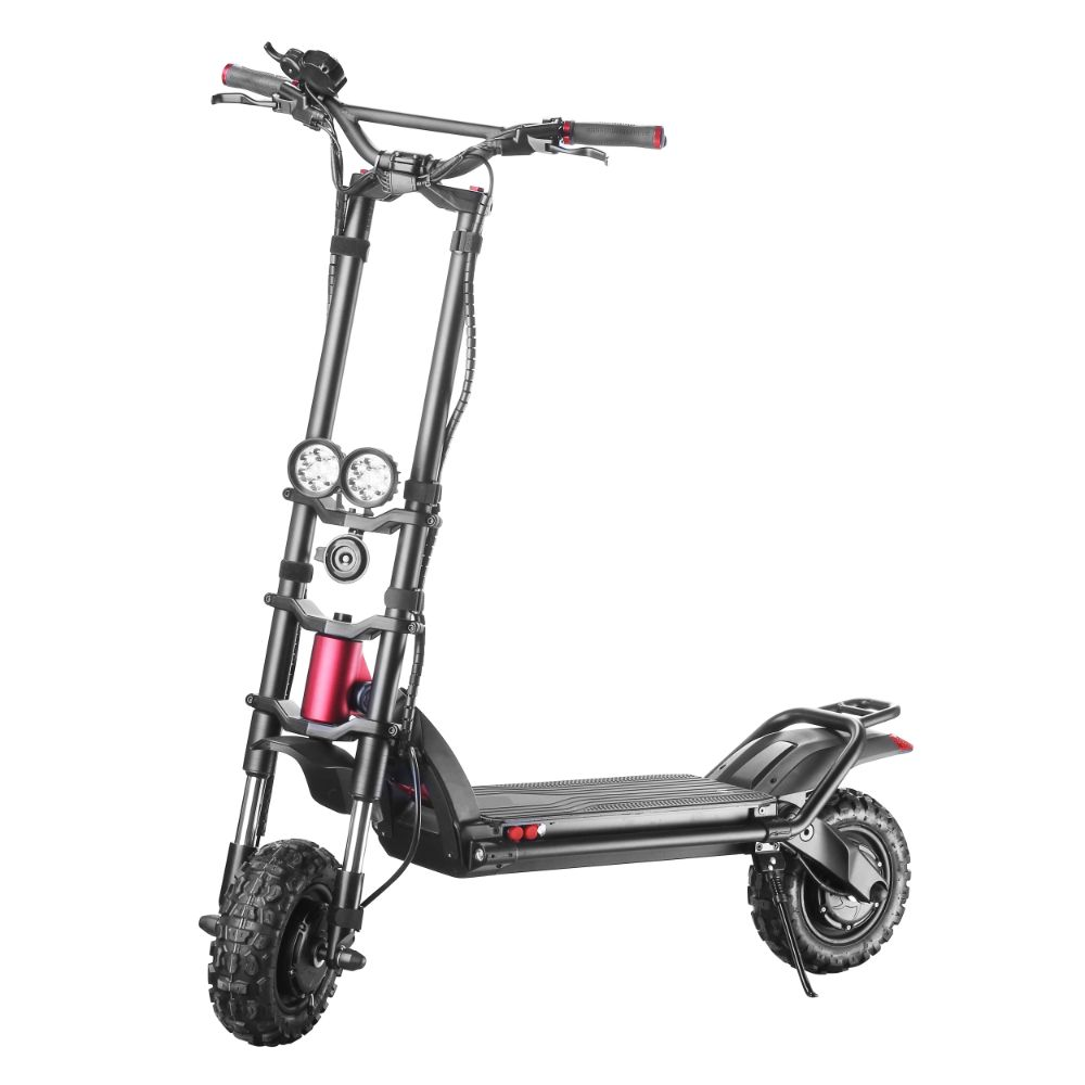 What Is a Dual Motor Electric Scooter