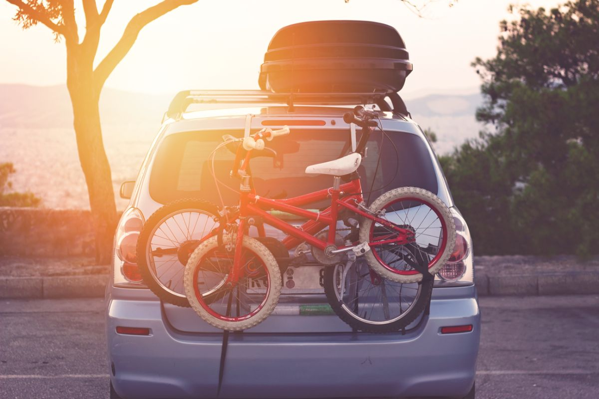 Best Bike Rack for Car Without Hitch