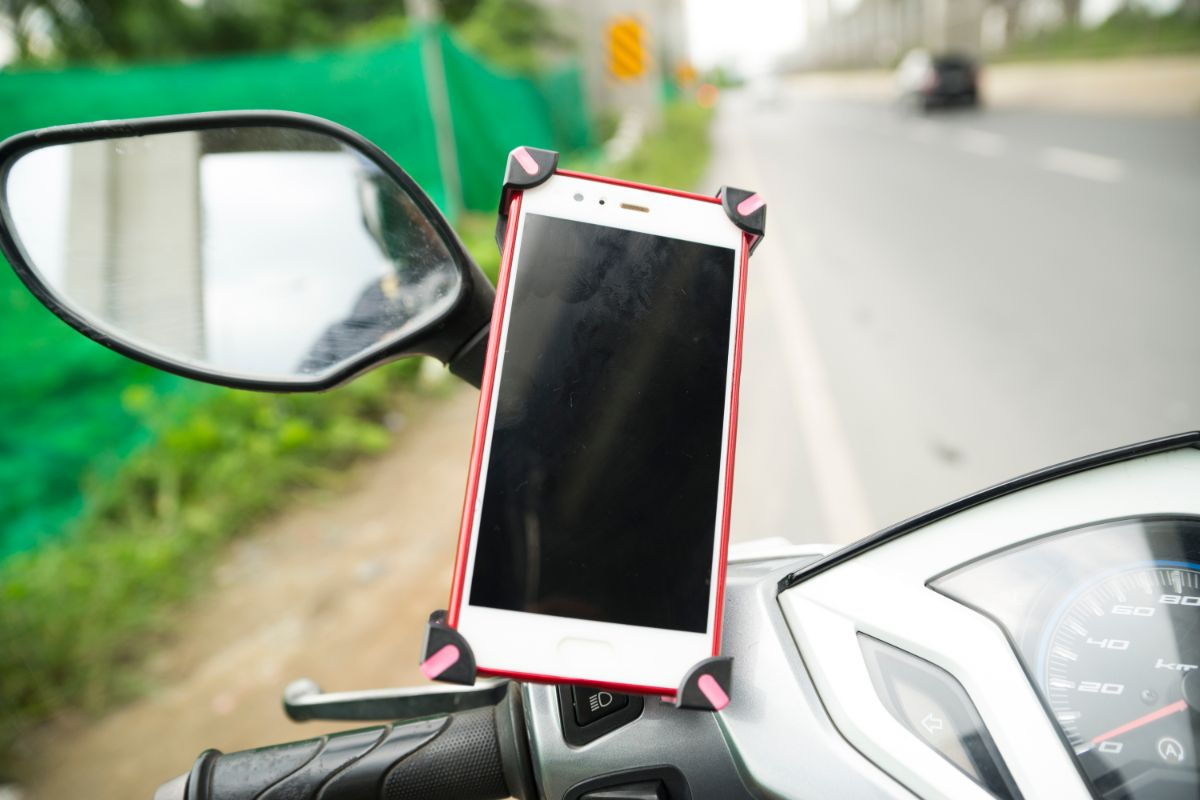 Best Phone Mount for Scooter
