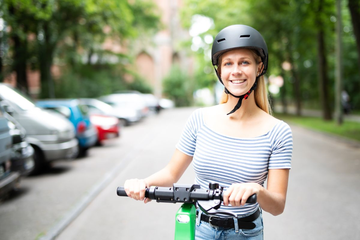Buying a Scooter Helmet