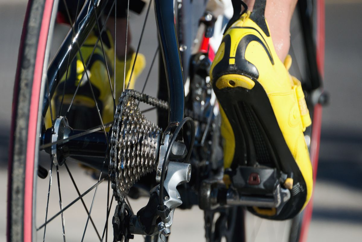 Different Types of Road Bike Pedals