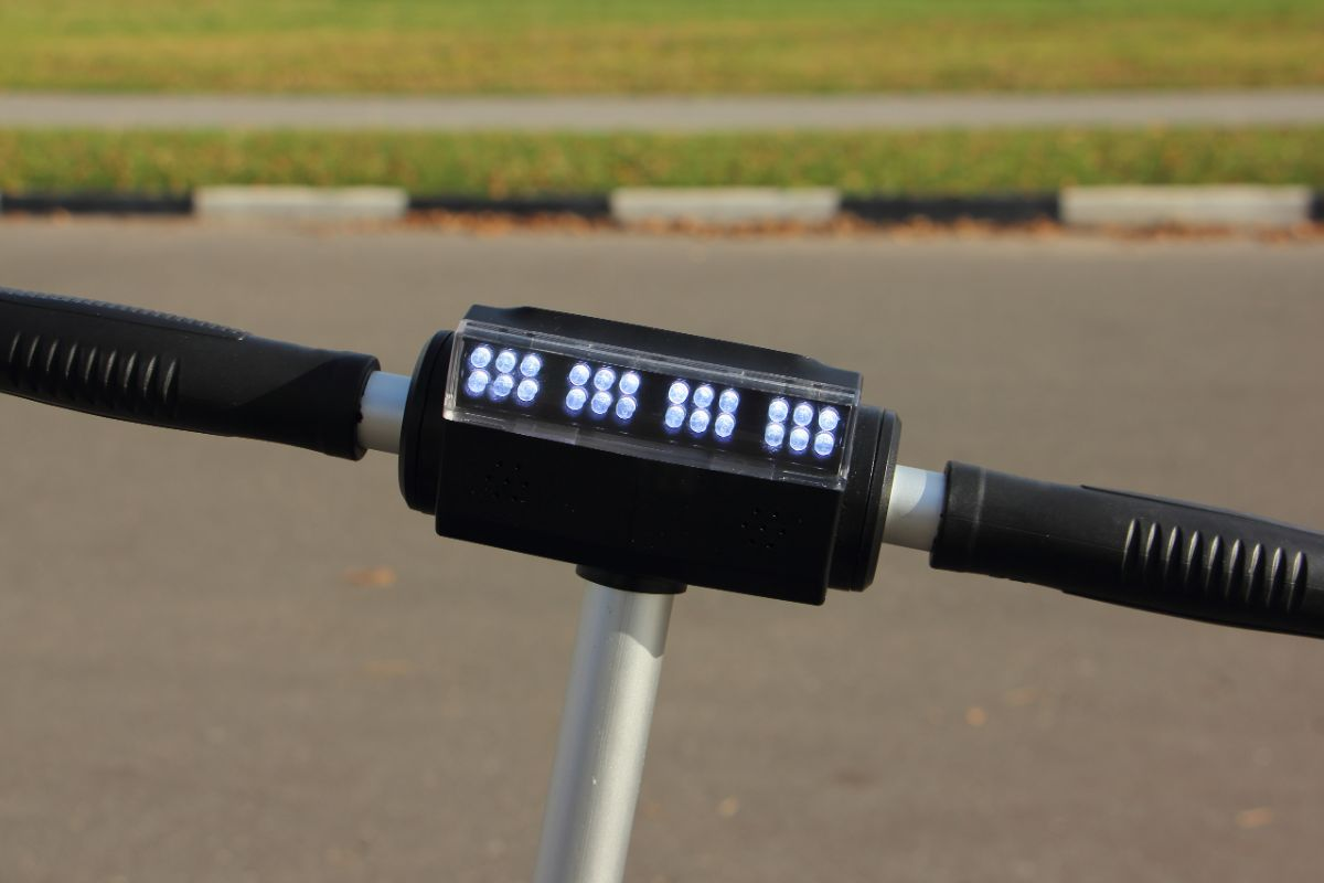 Electric Scooter LED Lights