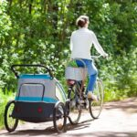 How To Attach A Bike Trailer Without A Coupler