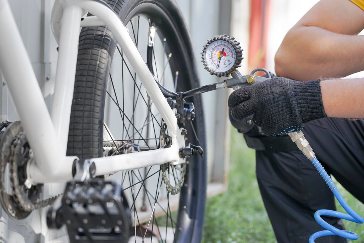 How To Prevent Punctures In Mountain Bikes