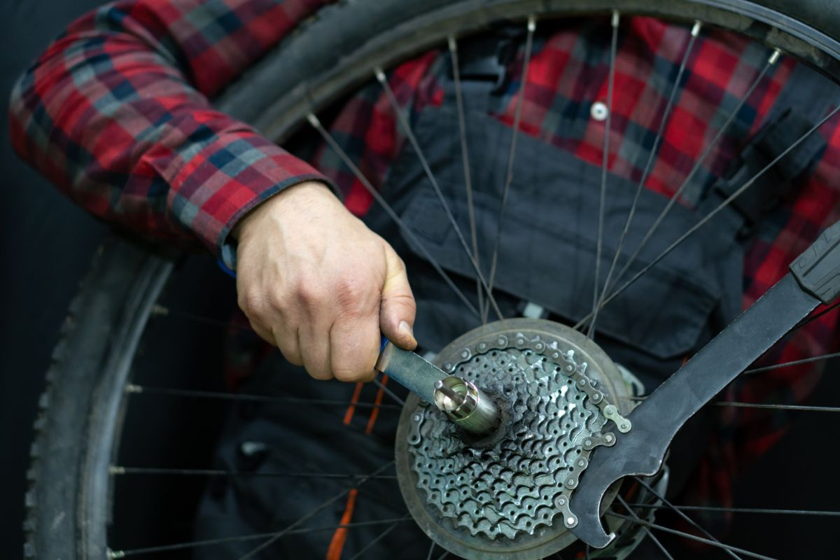 How to Change a Bike Cassette