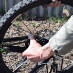 How to Remove Rear Bike Tire