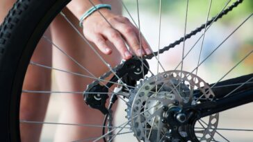 How to Replace Bike Crank