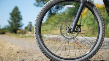 Mountain Bike Tires Width Recommendation
