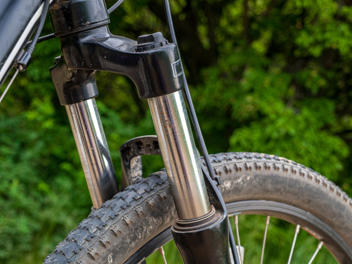 Parts of a Bike Fork