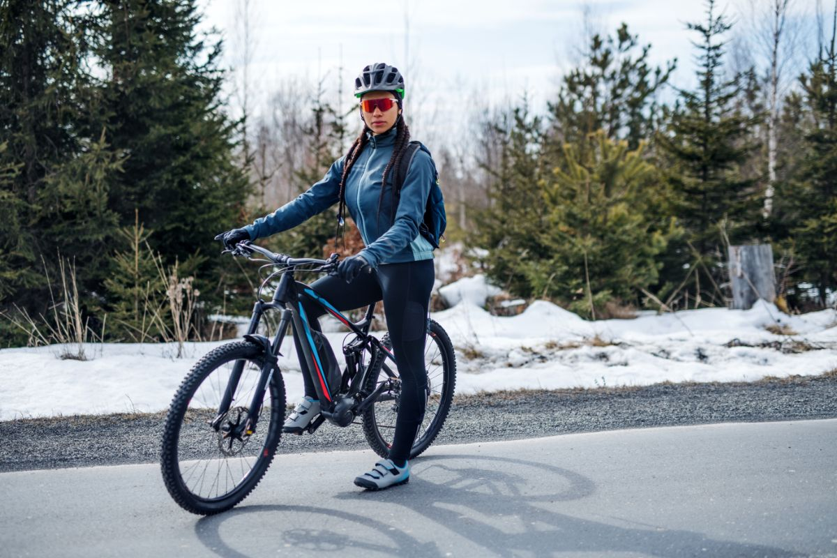 Quick Tips for Cycling in Cold Weather