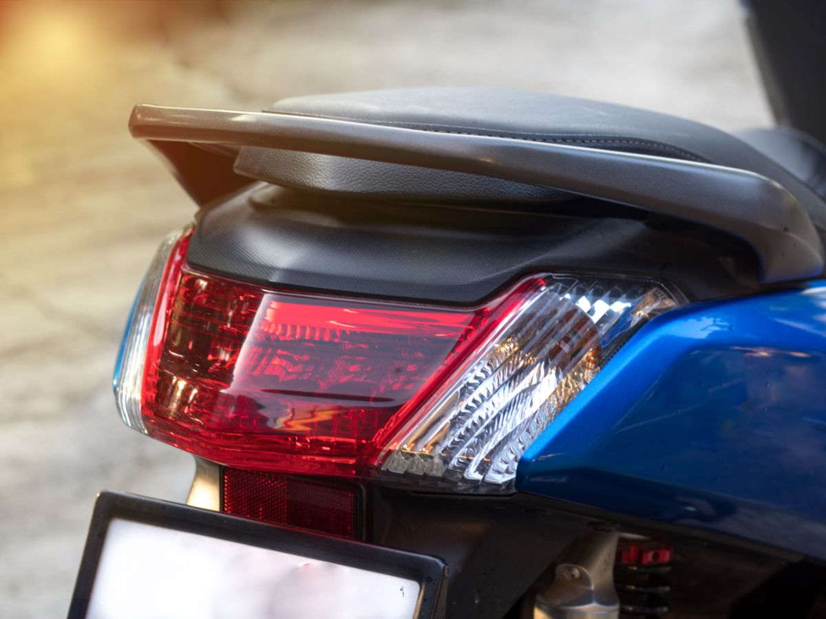 Scooter Tail Light Not Working