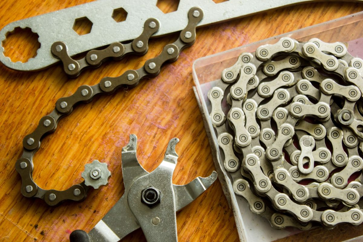 Tools Needed to Change a Bike Cassette