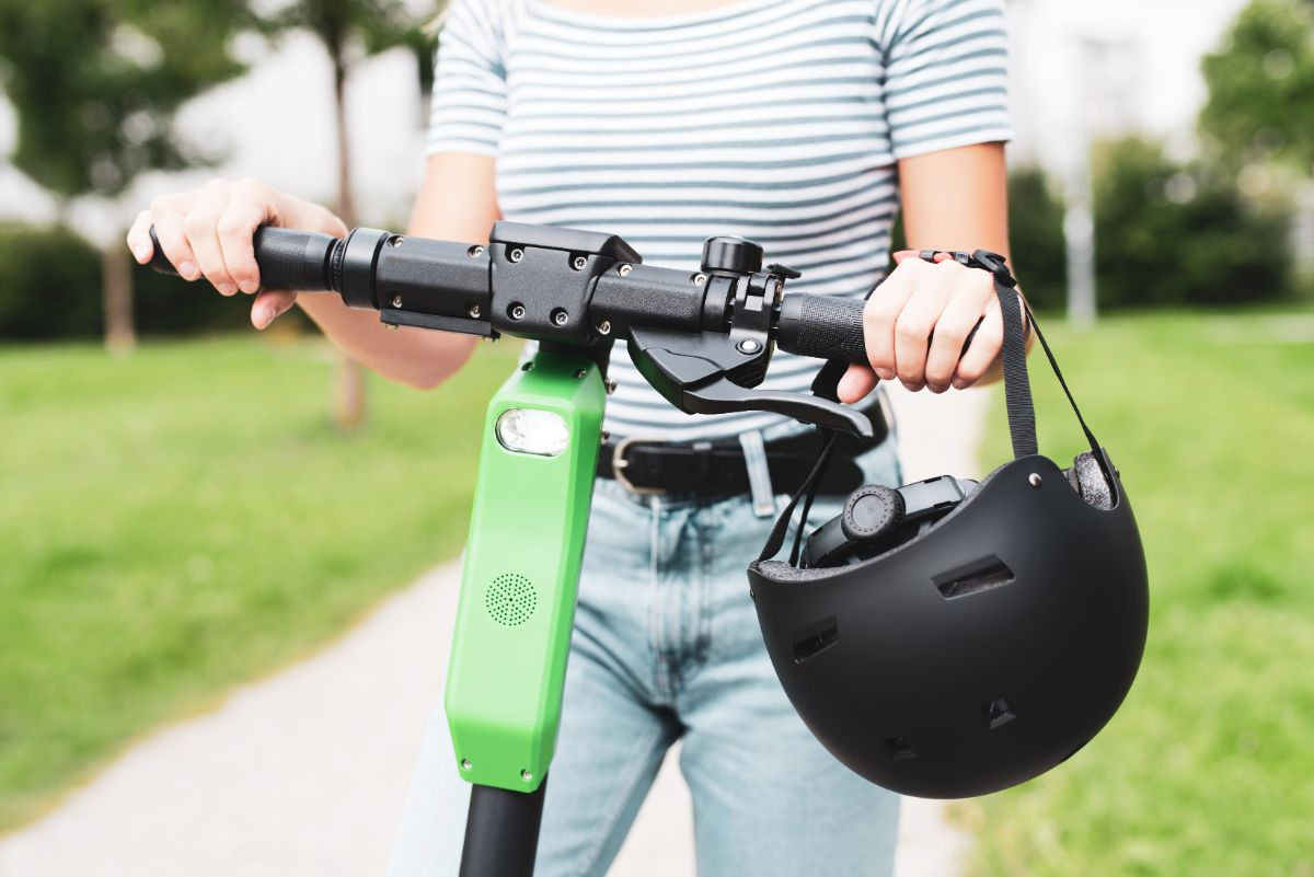 Where to Buy a Scooter Helmet