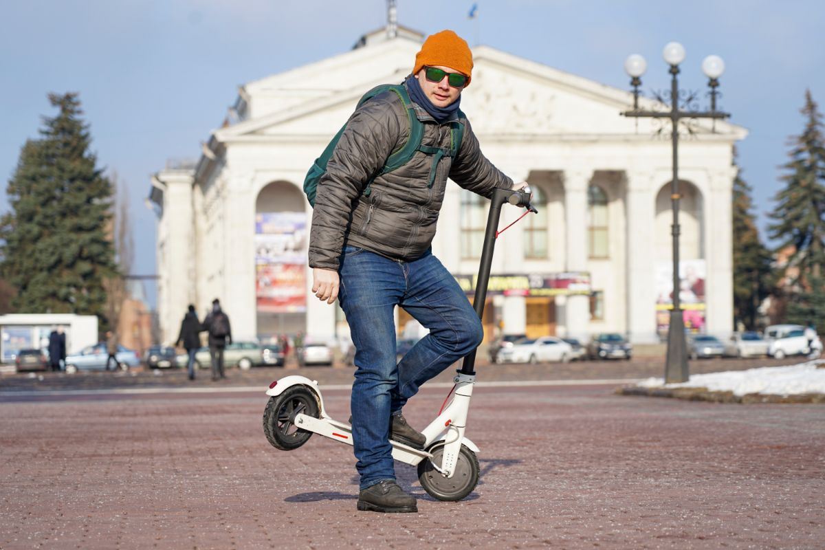 All-Weather Scooters