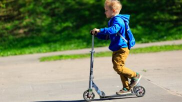 Best Electric Scooter for 6-year-old
