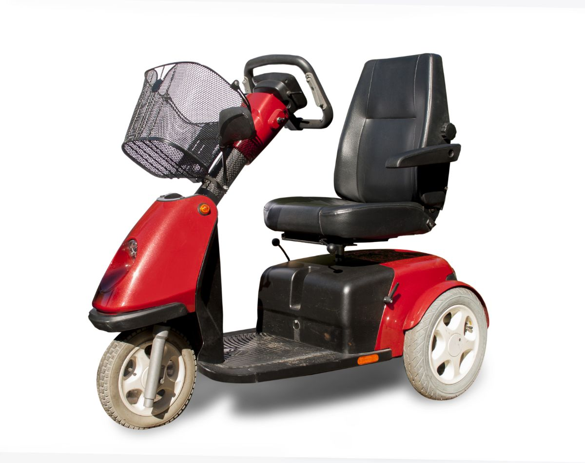 EW 36 Mobility Scooter Features