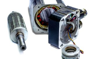 Electric Scooter Brushless Motors