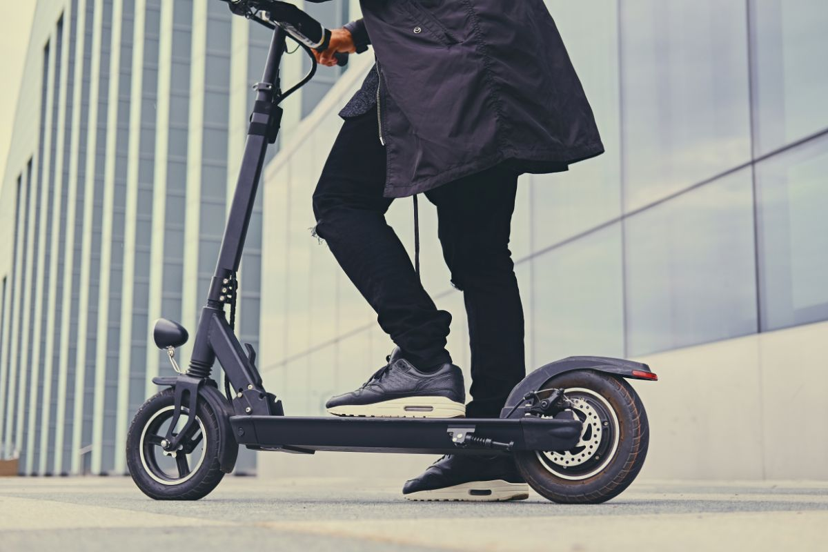 Horizon Electric Scooter Features