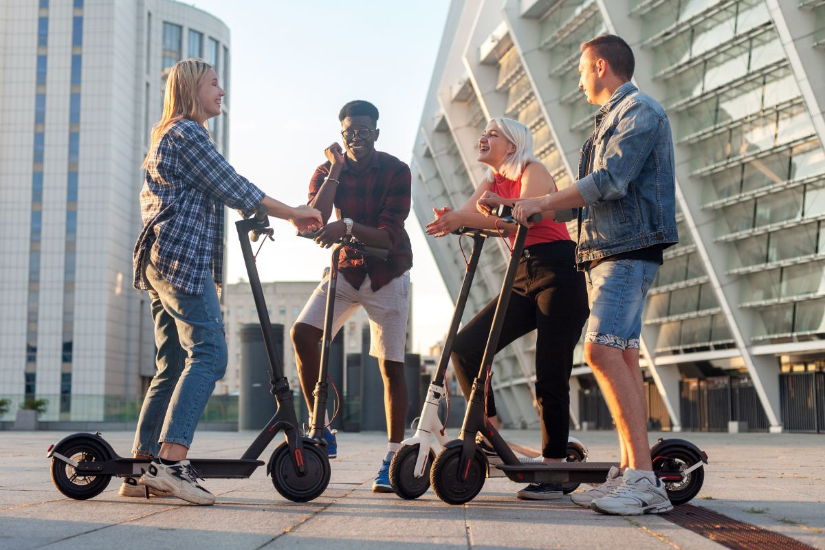 Hover-1 Folding Electric Scooter