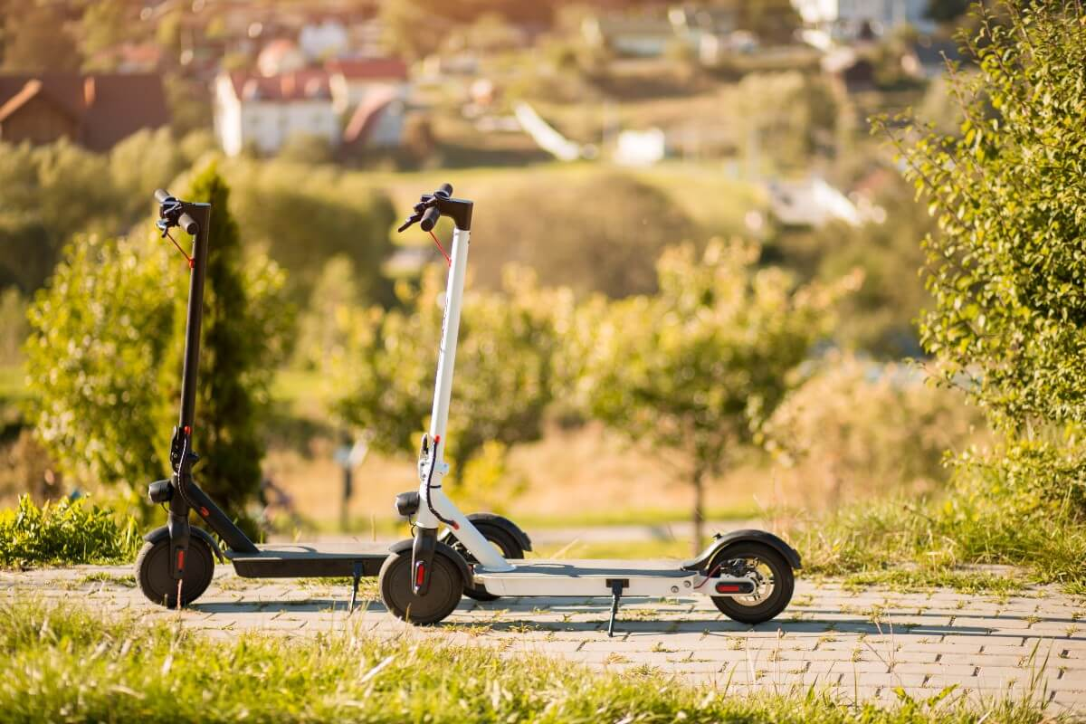 Inokim Ox Electric Scooter Features